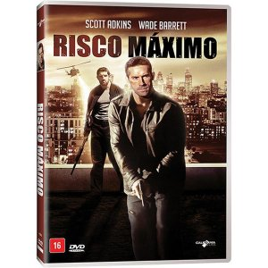 DVD  RISCO MÁXIMO - SCOTT ADKINS