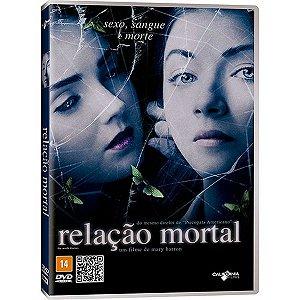 DVD RELAÇÃO MORTAL - SARAH BOLGER