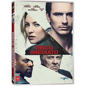 DVD RISCO IMEDIATO - JAMES FRANCO