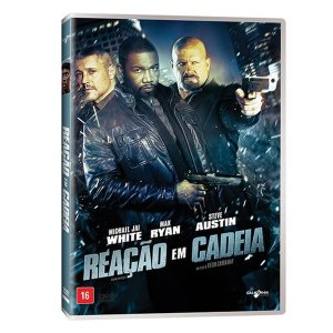 DVD REAÇÃO EM CADEIA - MICHAEL JAI  WHITE