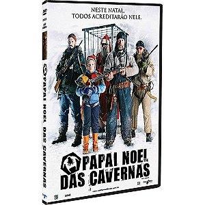 DVD PAPAI NOEL DAS CAVERNAS - Jorma Tommil