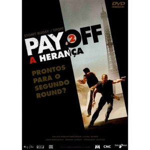 DVD - Payoff 2 - A Herança - Alexandre Prince