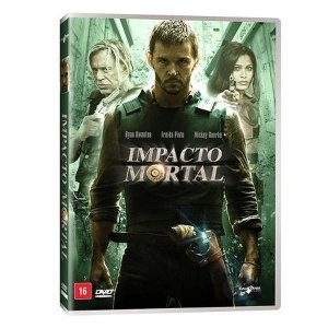 DVD IMPACTO MORTAL - Mickey Rourke