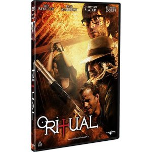 DVD O RITUAL - WES BENTLEY