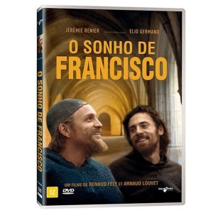 DVD O SONHO DE FRANCISCO - JEREMIE RENIER