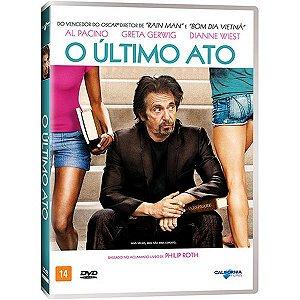 DVD O ÚLTIMO ATO - AL PACINO