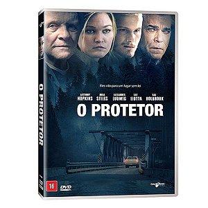 DVD O PROTETOR - ANTHONY HOPKINS