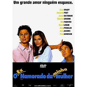 DVD O EX NAMORADO DA MINHA MULHER  - JASON BATEMAN