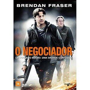 DVD O NEGOCIADOR - BRENDAN FRASER