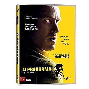 DVD O PROGRAMA - BEN FOSTER