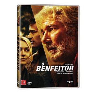 DVD O BENFEITOR - RICHARD GERE - DAKOTA FANNING