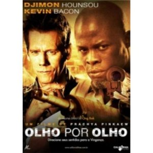 DVD OLHO POR OLHO - KEVIN BACON - DJIMON HOUNSOU