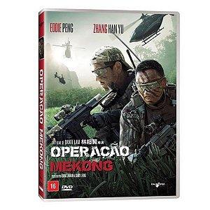DVD OPERAÇÃO MEKONG EDDIE PENG
