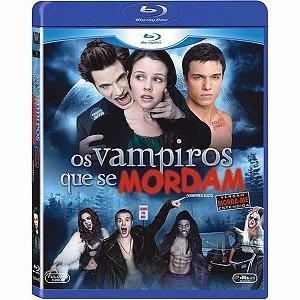Blu-ray - Os Vampiros Que Se Mordam - KEN JEONG