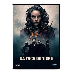 DVD - NA TOCA DO TIGRE - KAYA SCODELARIO