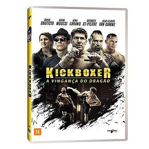 DVD KICKBOXER - A VINGANÇA DO DRAGÃO - JEAN CLAUDE VAN DAME