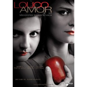 DVD - LOUCO AMOR - Maria Popistasu