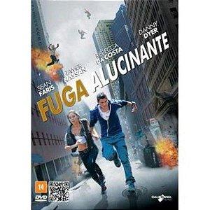 DVD FUGA ALUCINANTE - TAMER HASSAN