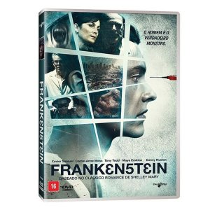 DVD FRANKENSTEIN  - MARY SHELLEY