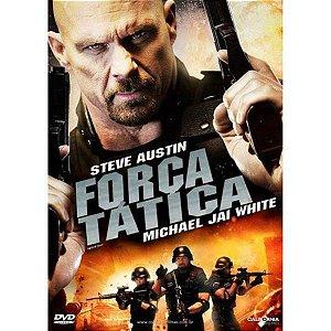 DVD FORÇA TÁTICA - STEVE AUSTIN