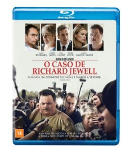 BLU RAY O CASO RICHARD JEWELL -  Kathy Bates