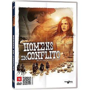 DVD HOMENS EM CONFLITO - BEN BARNES