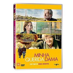 DVD MINHA QUERIDA DAMA - KEVIN KLINE