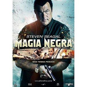 DVD MAGIA NEGRA - STEVEN  SEAGAL
