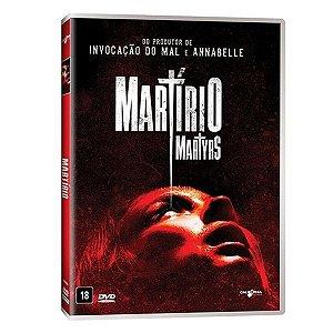 DVD MARTIRIO - KEVIN GOETZ