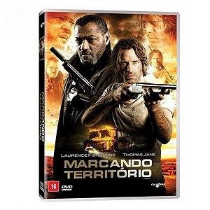 DVD - MARCANDO TERRITÓRIO - LAURENCE FISHBURNE - THOMAS JANE
