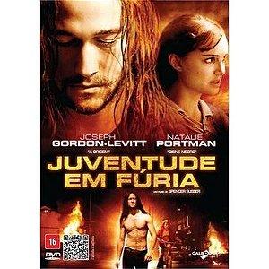 DVD JUVENTUDE EM FÚRIA - JOSEPH  GORDON LEVITT