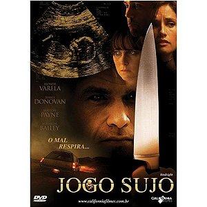 DVD JOGO SUJO - LEONOR VARELA