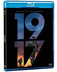 Blu-ray - 1917 - George MacKay - Pré venda 19/05/21