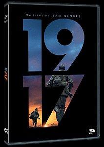 DVD - 1917 - George MacKay - Pré venda 19/05/21