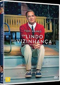 DVD Um Lindo Dia na Vizinhança - Tom Hanks