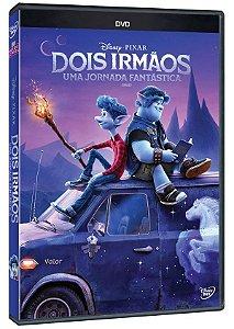 DVD Dois Irmãos: Uma Jornada Fantástica
