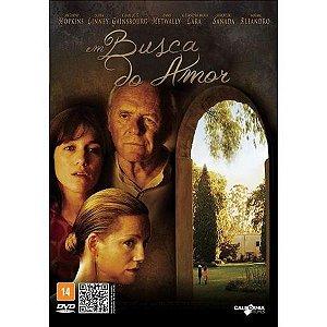 DVD EM BUSCA DO AMOR - ANTHONY HOPKINS
