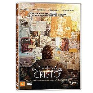 DVD EM DEFESA DE CRISTO - MIKE VOGEL