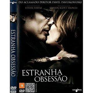 DVD ESTRANHA OBSESSÃO - ETHAN HAWKE