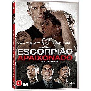 DVD ESCORPIÃO APAIXONADO - JAVIER BARDEM
