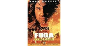 Dvd Fuga De Los Angeles - Kurt Russell