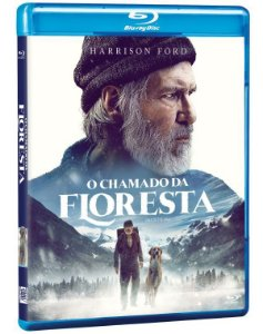 BLU-RAY O Chamado da Floresta - Harrison Ford