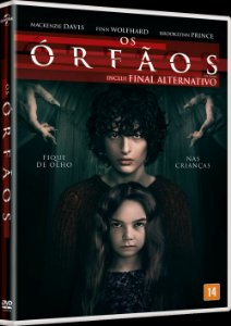 DVD Os Orfãos - THE TURNING