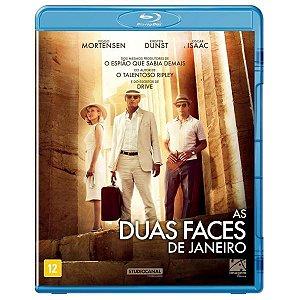 BLU RAY AS DUAS FACES DE JANEIRO - KIRSTEN DUNST