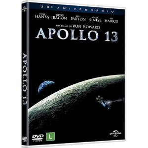 Dvd - APOLLO 13 Ed. 20 ANIVERSARIO