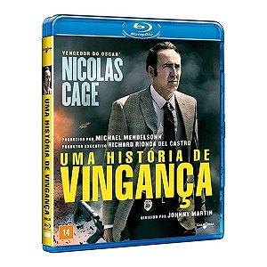 BLU RAY UMA HISTÓRIA DE VINGANÇA - NICOLAS CAGE