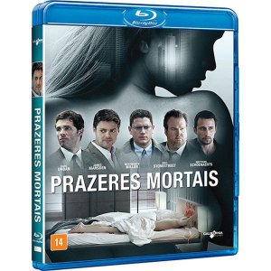 BLU RAY PRAZERES MORTAIS - JAMES MARSDEN