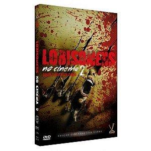 Box Dvd: Lobisomens No Cinema Vol. 2 - ( 2 Discos )