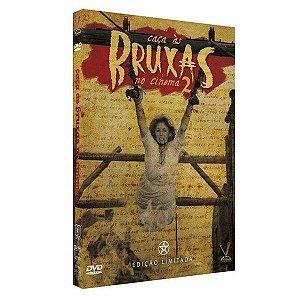 Box Dvd Caças Às Bruxas No Cinema 2 (2 Discos)