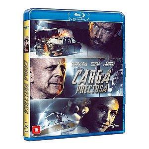 Blu-ray Carga Preciosa - Bruce Willis